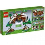 LEGO R Minecraft Baza de la Cascada 21134