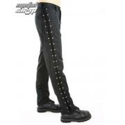 Pantalon Black Pistol pour hommes - Loop Jeans Denim Black - B-1-24-001-00