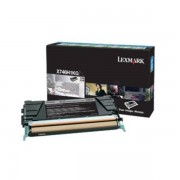 Lexmark Originale X 748 DTE Toner (X746H1KG) nero, 12,000 pagine, 1.68 cent per pagina - sostituito Toner X746H1KG per X 748DTE