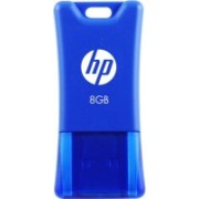 HP v260b 8 GB Pen Drive(Blue)