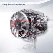 ZWCad 2020 Mechanical