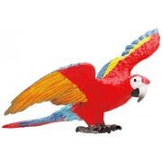 Schleich Macaw Toy Figure