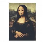 Puzzle Clementoni - Leonardo Da Vinci: The Mona Lisa, 1.000 piese (662)