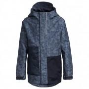 Vaude - Kid's Faunus 2L Jacket - Veste imperméable taille 104, bleu/noir