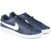 Nike COURT ROYALE Sneakers For Men(Blue)