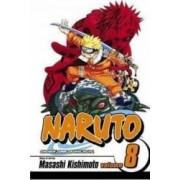 Naruto Vol. 8 - Masashi Kishimoto