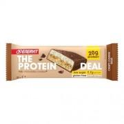 Enervit Gymline Barrette Proteiche Doppio Strato Gusto Milk Ciok 27% 1pz Gluten Free