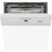 Miele G4203i Brilliant White Built In Semi Integrated Dishwasher