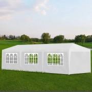 vidaXL Pavilion pentru petreceri, 8 pereți laterali, 3 x 9
