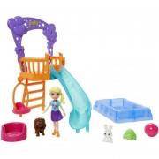 Polly Pocket Fiesta En El Parque De Mascotas -Mattel