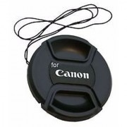 SHOPEE BRANDED replacement lens cap for 49mm front threaded for canon ef50mm f/1.8 stm lens