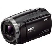 Sony HDR-CX625 Full HD camcorder (30-voudige optische zoom, 5-assige BOSS beeldstabilisatie, NFC) zwart