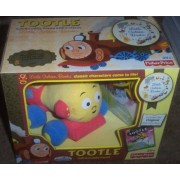 Fisher Price Little Golden Books Tootle Book, Plush TOOTLE soft & cuddly friend