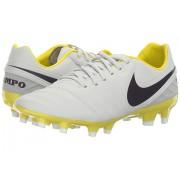 Nike Tiempo Legacy 2 FG Pure PlatinumPurple DynastyElectric LimeWhite