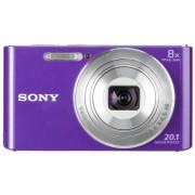 Sony DSC-W830V purple