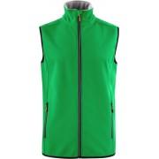Printer Softshell Bodywarmer Vest Trial Man 2261059 Frisgroen - Maat 5XL