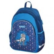 Rucsac scolar Herlitz Butterfly Blue Dino