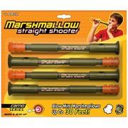 Marshmallow Fun Camo Straight Shooter (4-Pack)