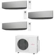 - Kit installazione climatizzatore 5m Tubo in Rame BIPOLAR accoppiato 1/4 - 3/8, Tubo Scarico Condensa, Staffa portata 100 kg