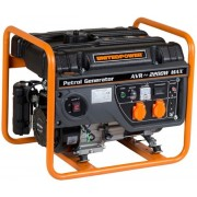Generator Curent Electric Stager GG 2800, Benzina, 230 V, 5.5 CP
