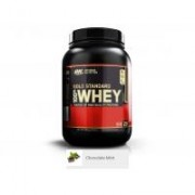 Proteina din zer on gold standard 100% whey chocolate mint 908gr OPTIMUM NUTRITION