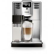 Espressor complet automat Philips EP5365/10, 15 bari, 5 băuturi, 5 setări de măcinare, 5 setări intensitate, Opţiune cafea măcinată, Rezervor 1.8 L, Carafa lapte 0.5 L, Inox