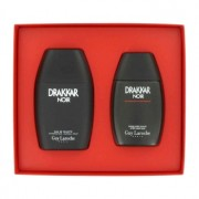 Guy Laroche Drakkar Noir 3.4 oz / 100 mL Eau De Toilette Spray + 3.4 oz / 100 mL After Shave Balm Gift Set Men's Fragrance 43652