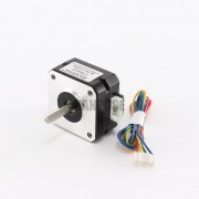 1 stks Stappenmotor 4-lead Nema 17 17hs4223 22mm 42 motor 3D printer extruder voor J-head bowden Titan Extruder