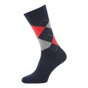 Burlington Socken mit Argylemuster