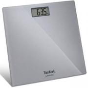 Електронен кантар Classic - Tefal, LCD дисплей, до 160 килограма, сив, PP1130V0