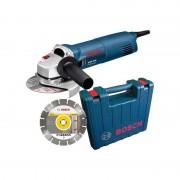 Polizor unghiular Bosch GWS 1400 cu disc DIA