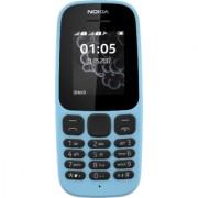 Nokia 105 Dual Sim - 2017 (Blue)