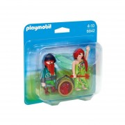 DUO PACK HADA Y ELFO PLAYMOBIL 6842