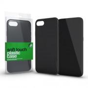 Xprotector Plasztik tok Soft-touch felülettel fekete Sony Xperia XZ3 készülékhez