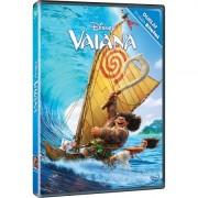 Moana:Auli'i Cravalho Dwayne Johnson - Vaiana (DVD)