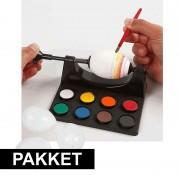 Shoppartners Paaseitjes schilderen set voor kinderen