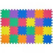 Детский игровой коврик-пазл с без изображений Funkids Симпл 6