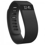 Fitness Tracker GPS Fitbit Charge Wristband black small