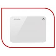 Жесткий диск Toshiba Canvio Advance 1Tb White