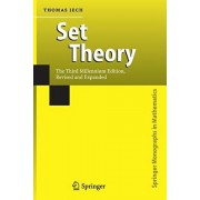 Set Theory: The Third Millennium Edition, Revised and Expanded, Paperback/Thomas Jech