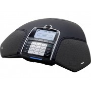 Konftel 300 Wx (ohne DECT-Basisstation) Conferentietelefoon DECT/GAP, VoIP Zwart, Zilver