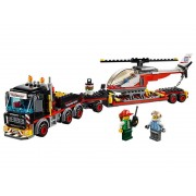 Lego Camión de transporte de mercancías pesadas