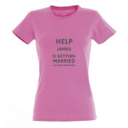 YourSurprise T-shirt - Femme - Fuchsia - XXL