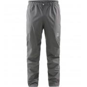 Haglofs L.I.M Comp Pant Men - Magnetite - Pantalons de Pluie M
