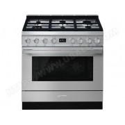 SMEG Piano de cuisson CPF9GMX