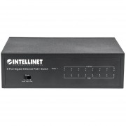 Switch PoE+ Gigabit Ethernet De 8 Puertos