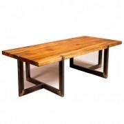 Masa de cafea din lemn Exotic