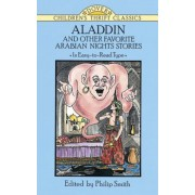 Aladdin and Other Favorite Arabian Nights Stories, Paperback