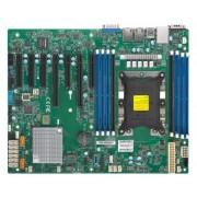 SUPERMICRO X11SPL-F - Moderkort - ATX - Socket P - C621 - USB