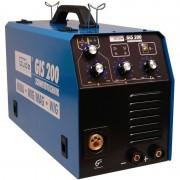 Aparat de sudura tip invertor GIS200 Guede GUDE20037, 10 - 200 A, 5 kVA